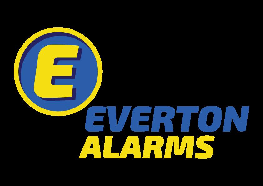 Everton Alarms logo final