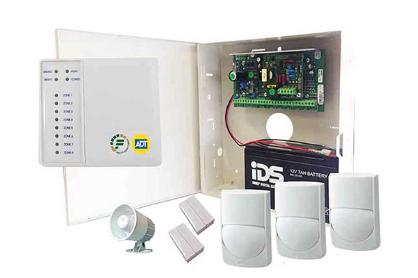 SecureHome 8 Zone Upgrade